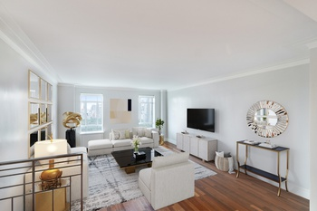 renowned  two Bedroom full service Prewar Condominium  with Central Park Views